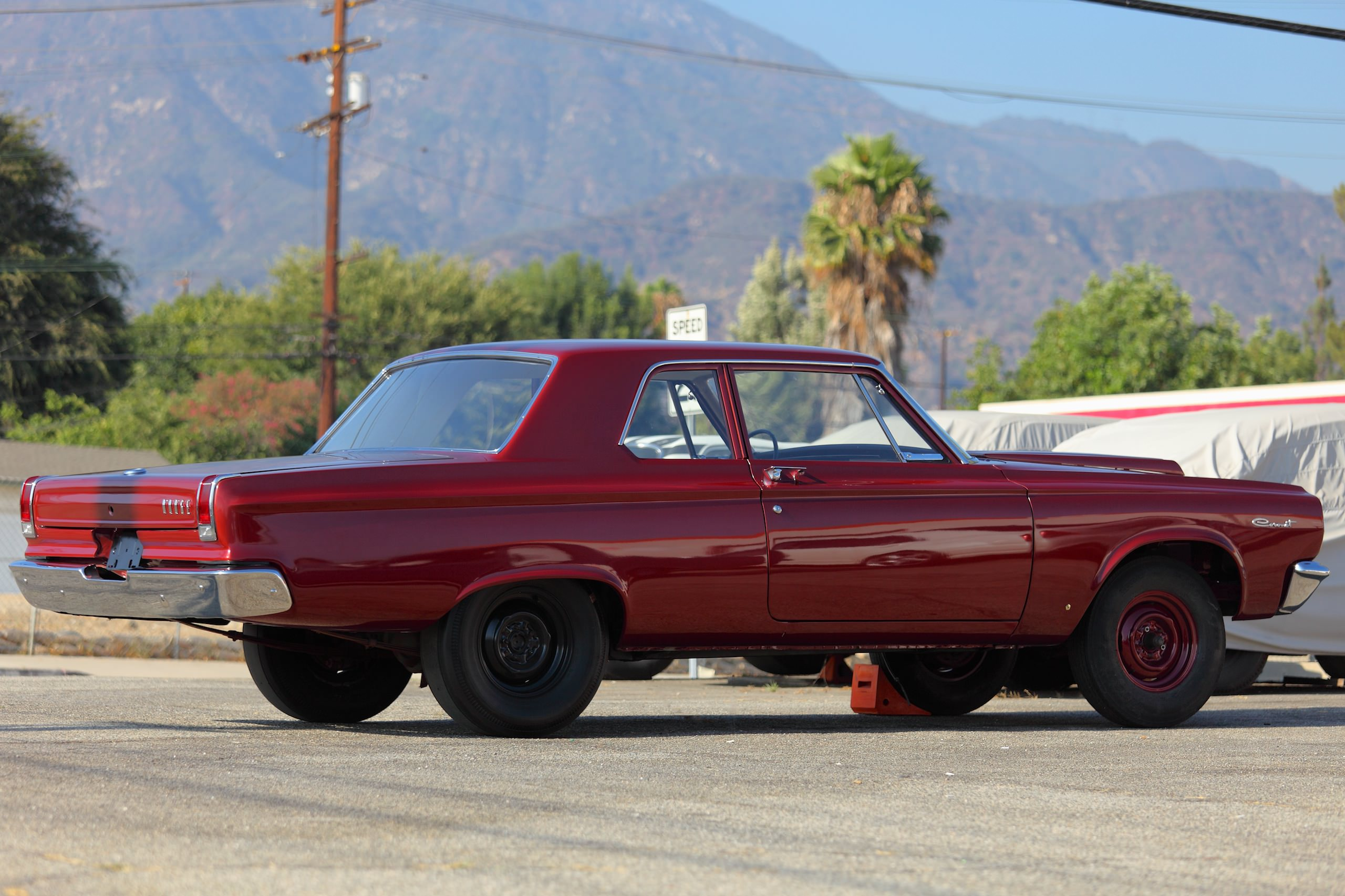 Rob Mosher's 1965 Hemi Coronet Project