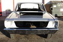 1968 Hurst Hemi Dart 4 Speed