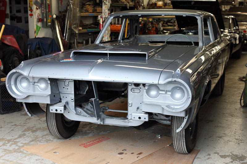 1964 Dodge 330 Race Hemi Project