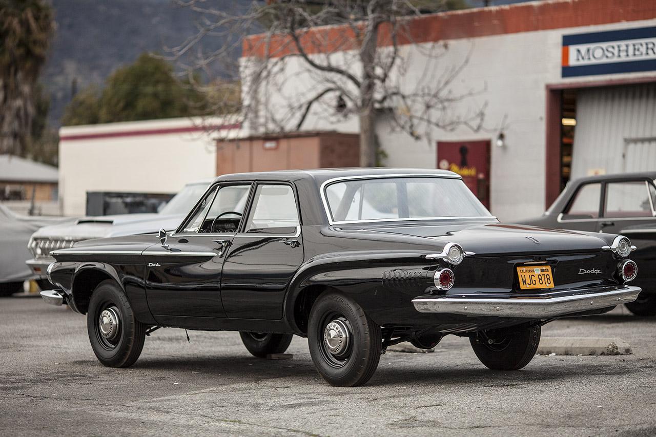 Richard Rowlands 1962 Dodge Dart 4 Door Project