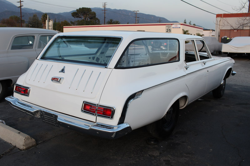Bob Mosher's 1963 Dodge 330 Wagon
